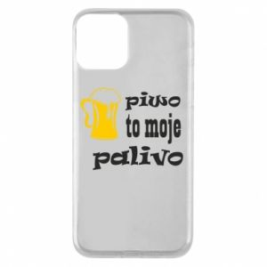 Phone case for iPhone 11 Beer is my fuel