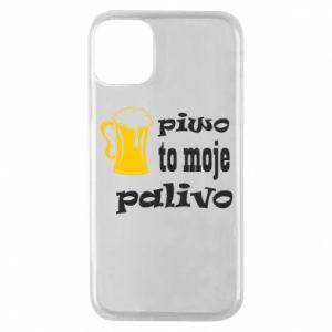 Etui na iPhone 11 Pro Piwo to moje paliwo