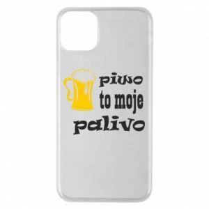 Etui na iPhone 11 Pro Max Piwo to moje paliwo