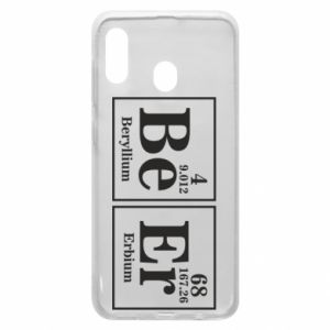 Phone case for Samsung A30 Beer
