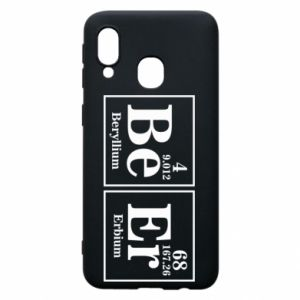 Phone case for Samsung A40 Beer