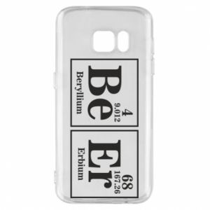 Phone case for Samsung S7 Beer