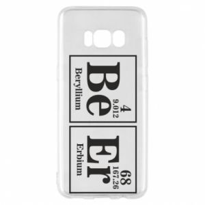 Phone case for Samsung S8 Beer