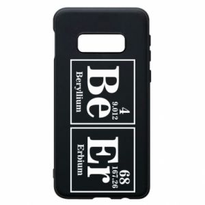 Phone case for Samsung S10e Beer