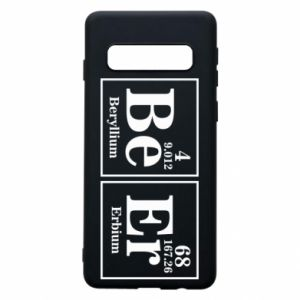 Phone case for Samsung S10 Beer