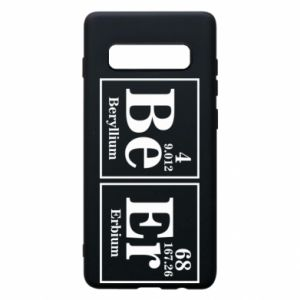 Phone case for Samsung S10+ Beer