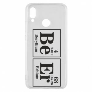 Phone case for Huawei P20 Lite Beer
