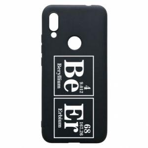Phone case for Xiaomi Redmi 7 Beer