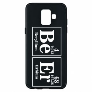 Phone case for Samsung A6 2018 Beer