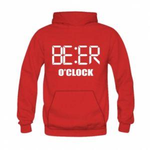 Kid's hoodie Beer