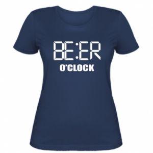 Damska koszulka Piwo