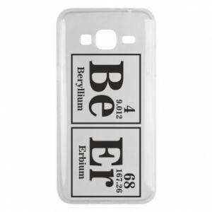 Phone case for Samsung J3 2016 Beer