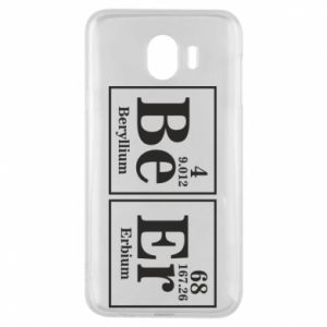 Phone case for Samsung J4 Beer