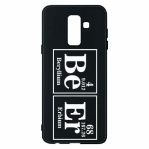 Phone case for Samsung A6+ 2018 Beer