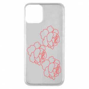 iPhone 11 Case Peonies