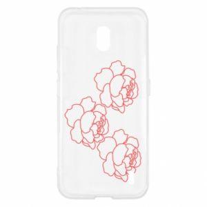 Nokia 2.2 Case Peonies