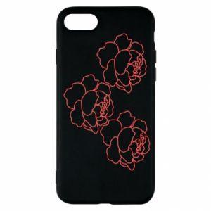 iPhone SE 2020 Case Peonies