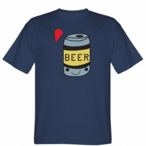 T-shirt Pizza Beer
