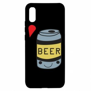 Xiaomi Redmi 9a Case Pizza Beer