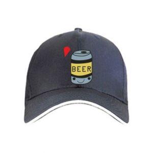 Cap Pizza Beer