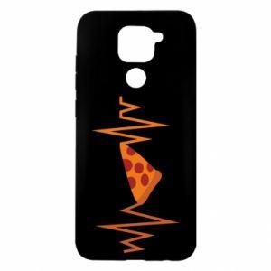 Xiaomi Redmi Note 9 / Redmi 10X case % print% Pizza cardiogram