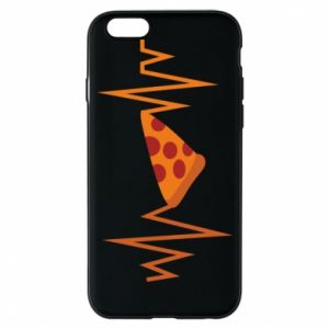 Etui na iPhone 6/6S Pizza cardiogram