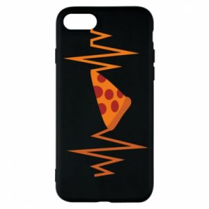 Etui na iPhone 7 Pizza cardiogram