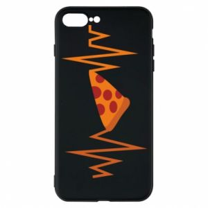 Etui na iPhone 7 Plus Pizza cardiogram