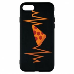 Etui na iPhone 8 Pizza cardiogram