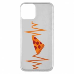 Etui na iPhone 11 Pizza cardiogram