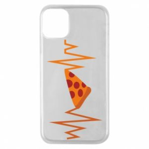 Etui na iPhone 11 Pro Pizza cardiogram