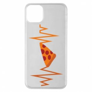 Etui na iPhone 11 Pro Max Pizza cardiogram