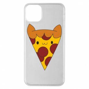 Etui na iPhone 11 Pro Max Pizza cat