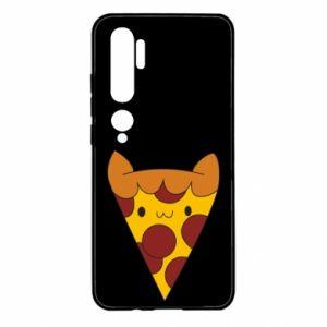 Etui na Xiaomi Mi Note 10 Pizza cat
