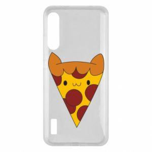 Etui na Xiaomi Mi A3 Pizza cat