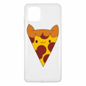 Etui na Samsung Note 10 Lite Pizza cat
