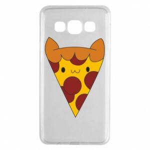 Etui na Samsung A3 2015 Pizza cat
