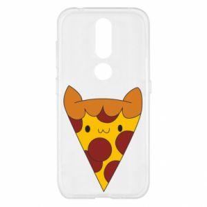Etui na Nokia 4.2 Pizza cat