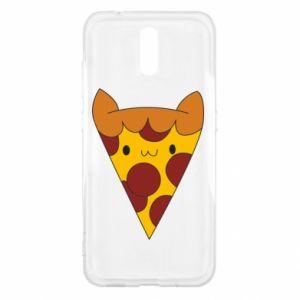 Etui na Nokia 2.3 Pizza cat