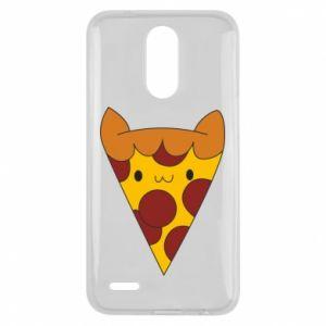 Etui na Lg K10 2017 Pizza cat