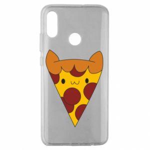 Etui na Huawei Honor 10 Lite Pizza cat