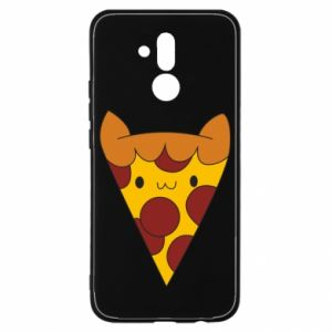 Etui na Huawei Mate 20 Lite Pizza cat