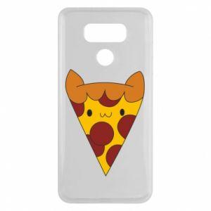 Etui na LG G6 Pizza cat