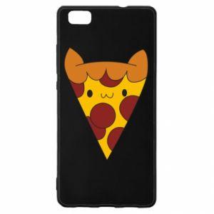 Etui na Huawei P 8 Lite Pizza cat