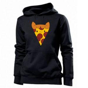 Bluza damska Pizza cat