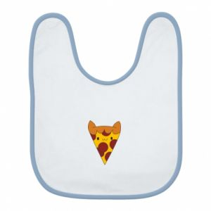 Śliniak Pizza cat