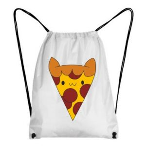 Plecak-worek Pizza cat