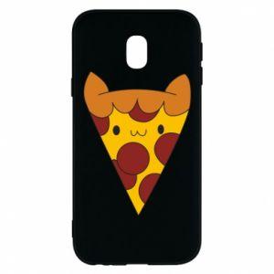 Etui na Samsung J3 2017 Pizza cat