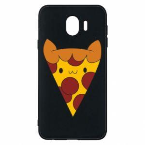 Etui na Samsung J4 Pizza cat