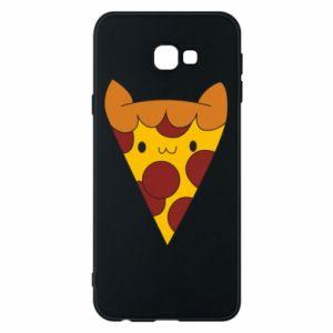 Etui na Samsung J4 Plus 2018 Pizza cat